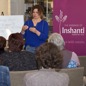 Healthy Living with Essential Oils Workshop March 2017