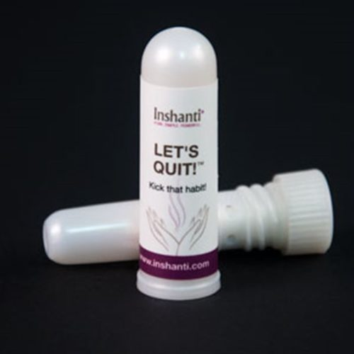 Let's Quit Inhaler