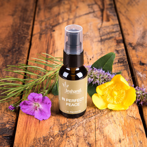 In Perfect Peace Oil blend