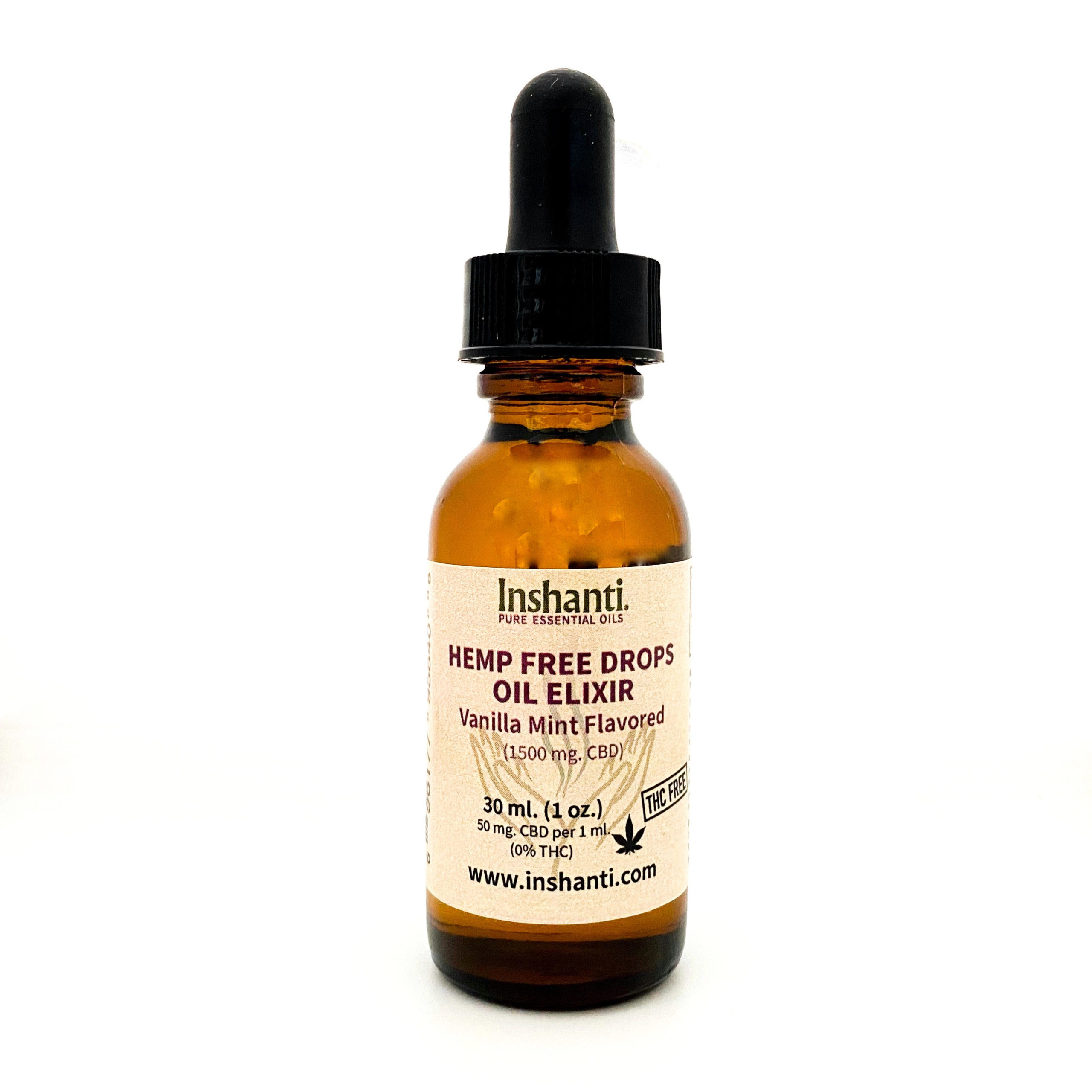 Hemp Free Oil Elixir